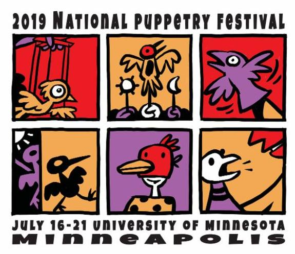 "They say ""birds of a feather flock together"" and the 2019 National Puppetry Festival is a time for the community to flock together to acquire new knowledge, preserve puppetry arts, be inspired and invite the community to engage with the art."
