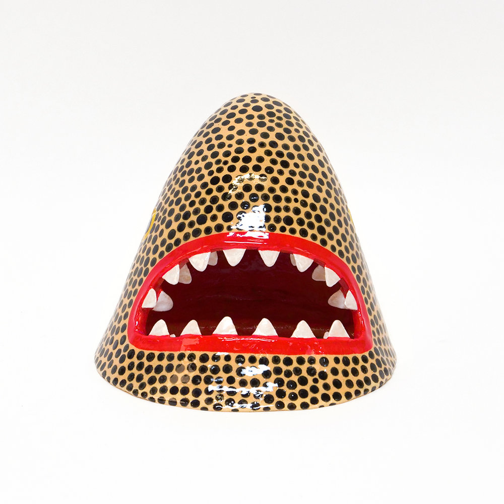 Medium Tan and Black Dotted Shark 1.jpg
