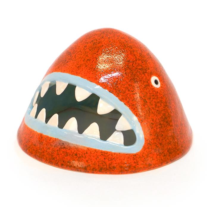Small Orange Sparkle Shark 2.jpg