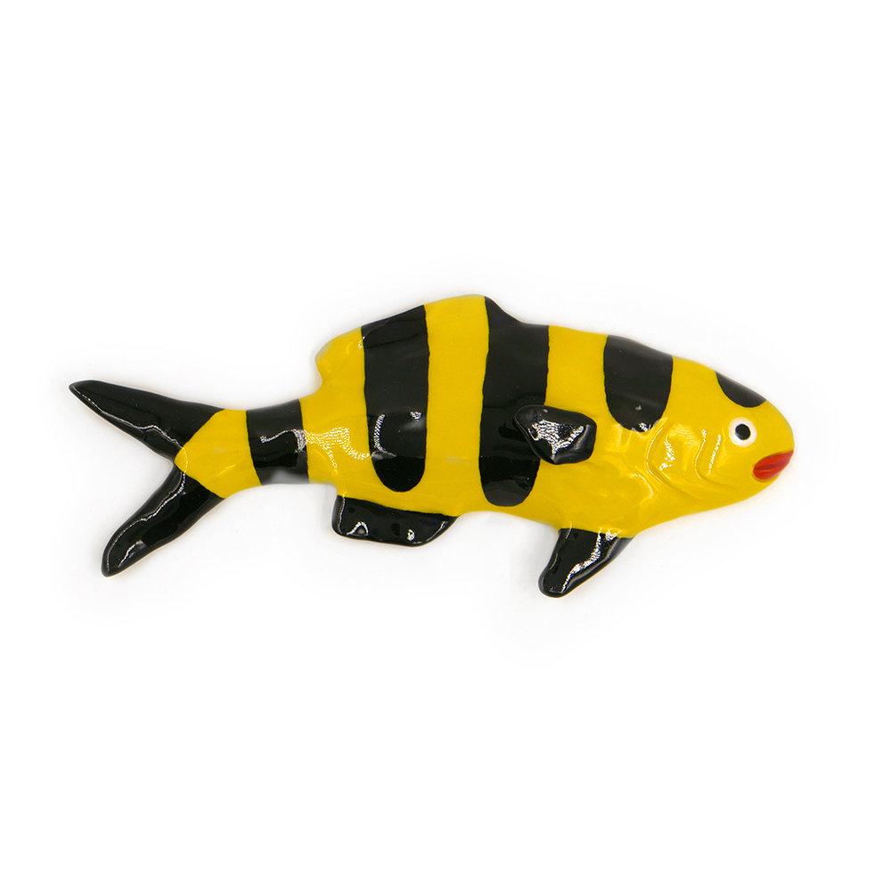 Medium Black and Yellow Fish.jpg