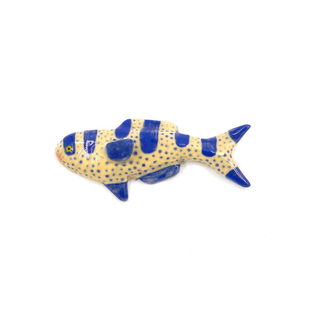 Tiny Royal Blue Striped Fish.jpg