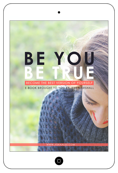 SUBSCRIBE BELOW TO RECEIVE YOUR FREE COPY OF MY E-BOOK'BE YOU, BE TRUE'TODAY!
