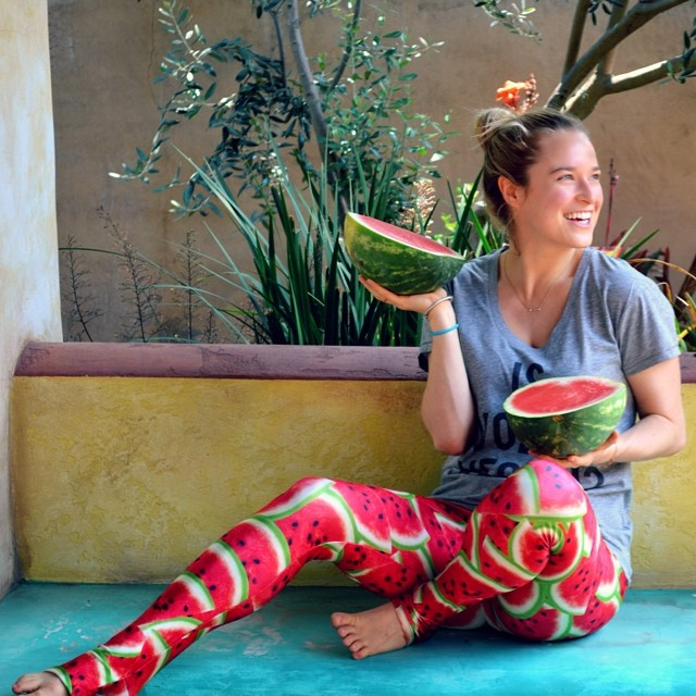 Jordan at The Balanced Blonde- a creator, dreamer, writer & yogi