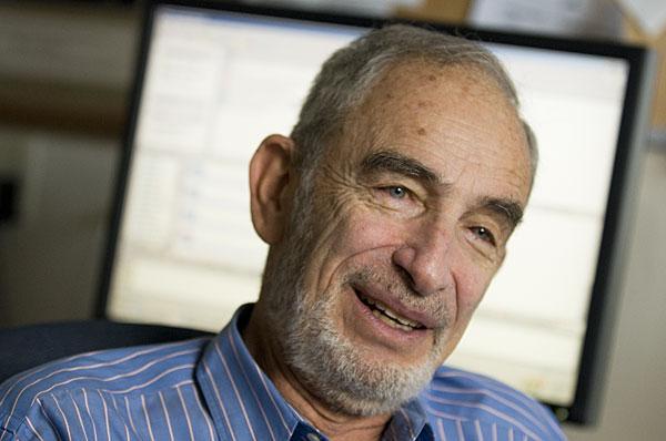 Paul R. Ehrlich: «Heute hungert etwa eine Milliarde Menschen» | Credit: L.A. Cicero