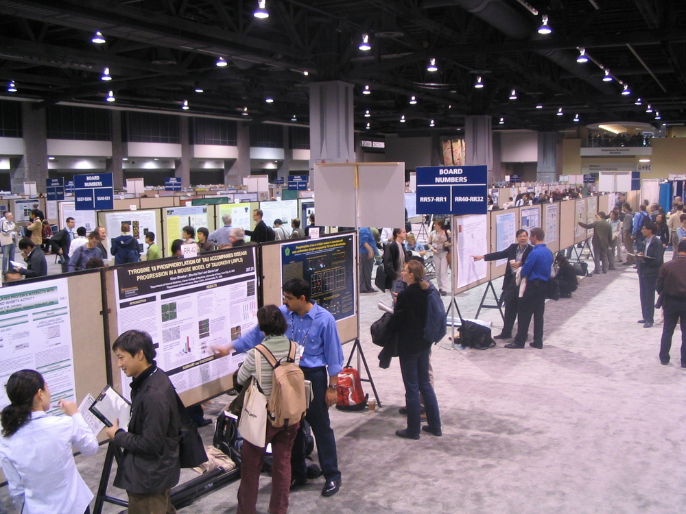 Poster Session @SfN2005
