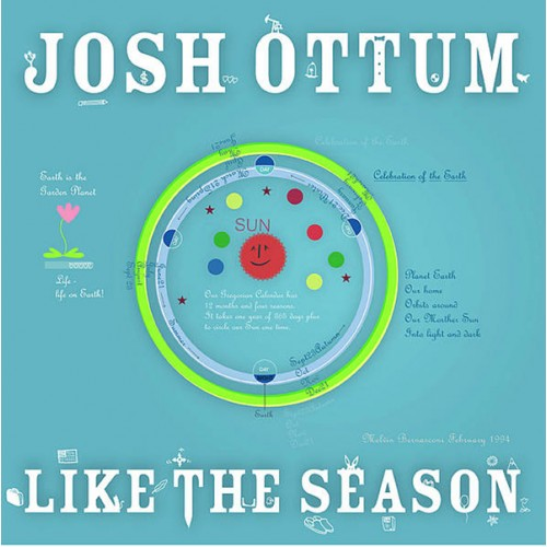 Arranger - Josh Ottum Like The Season