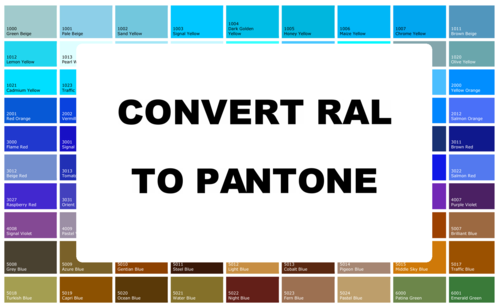 Ral Pantone in the press specialist uk paint manufacturer marine decorative