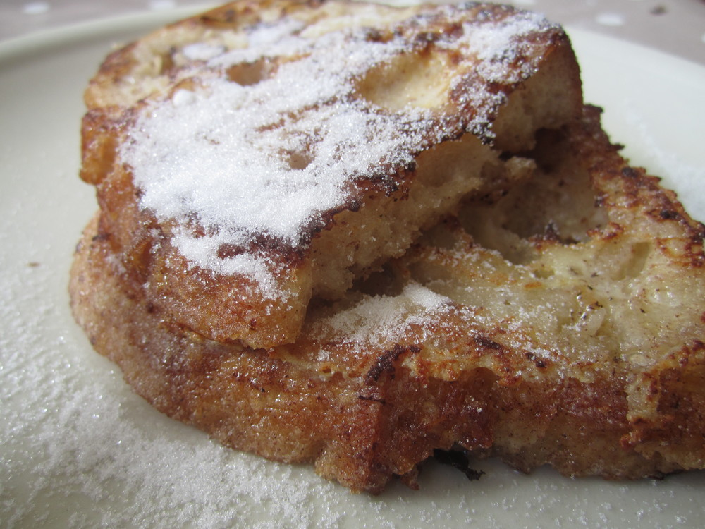French Toast.  All things to all people.