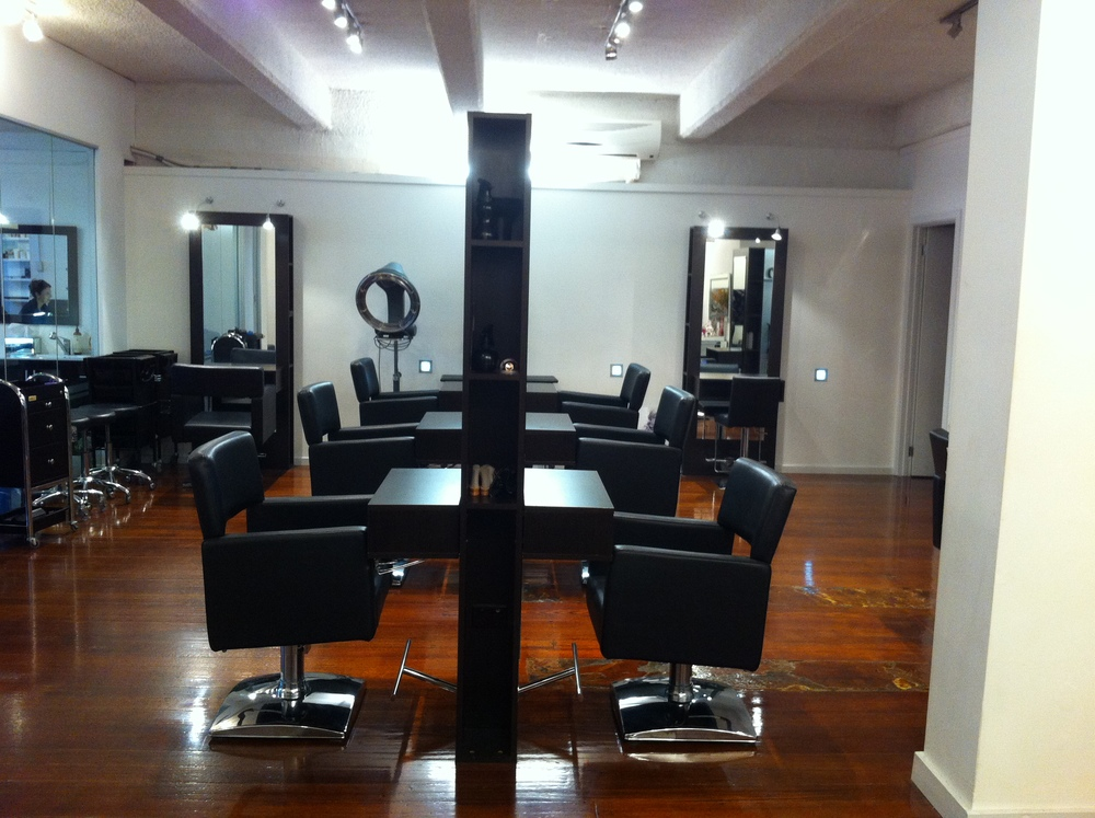 KODO hair salon space