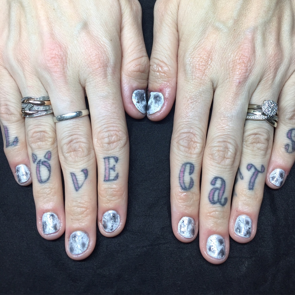 NAILS — Maria Russo - Melbourne Makeup Artist