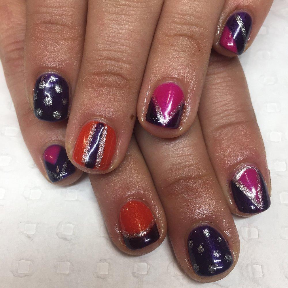 BioSculpture Gel w nail art
