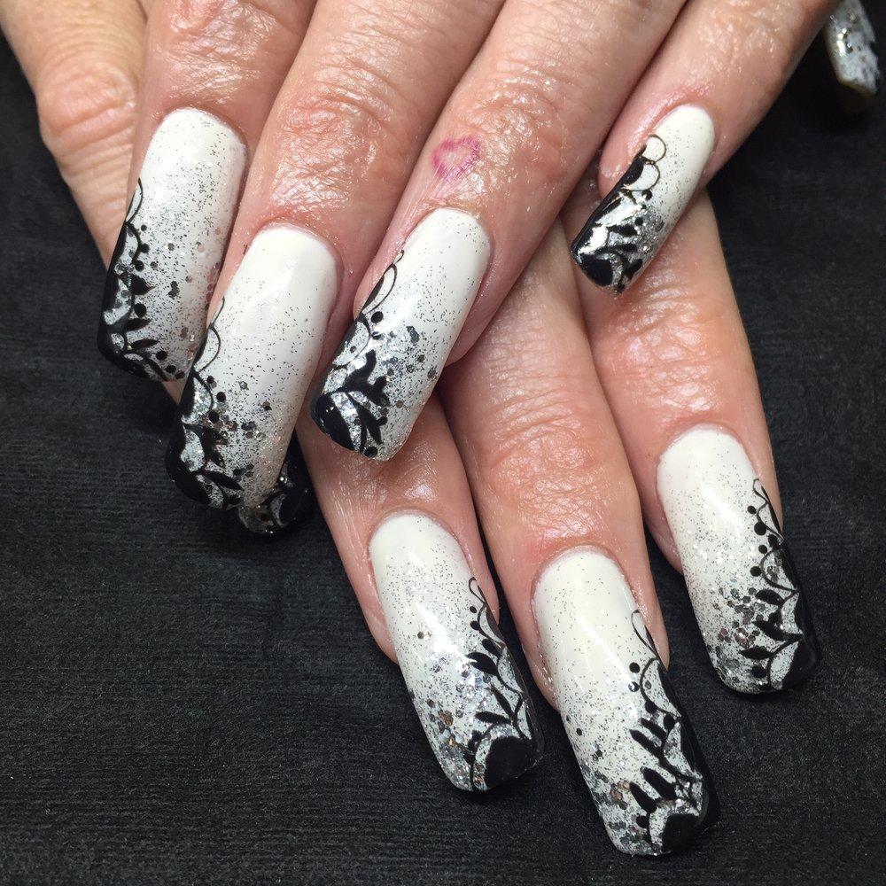 Gel Polish nail art