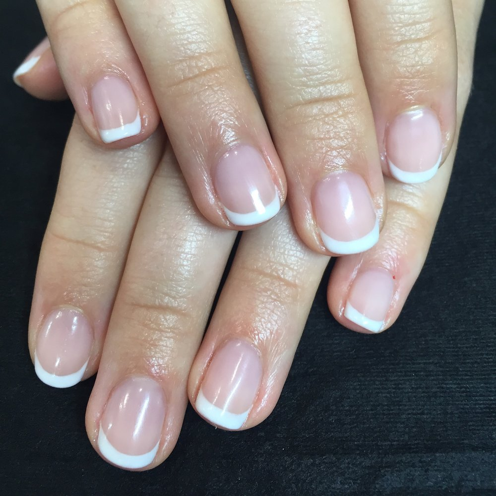 Classic French Mani