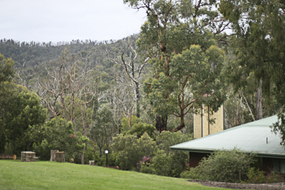 The beautiful Yarra Valley Conference Centre