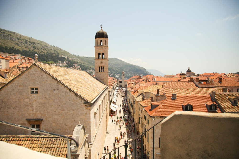 Just a random stunning photo of the stunning Dubrovnik.