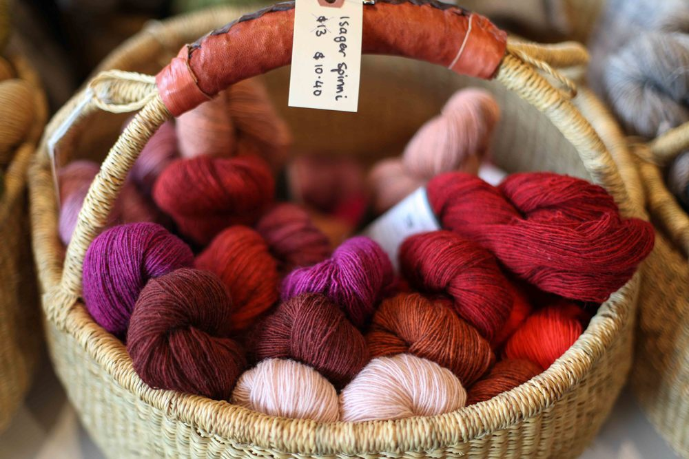 Gorgeous Yarn from Sunspun