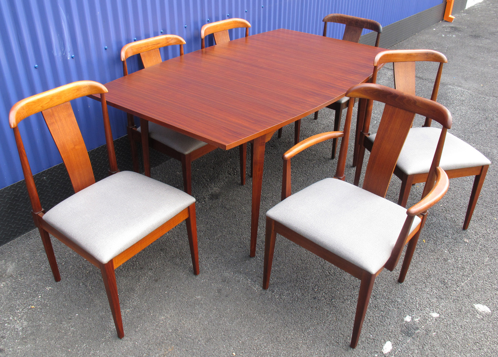 DANISH STYLE DINING SET