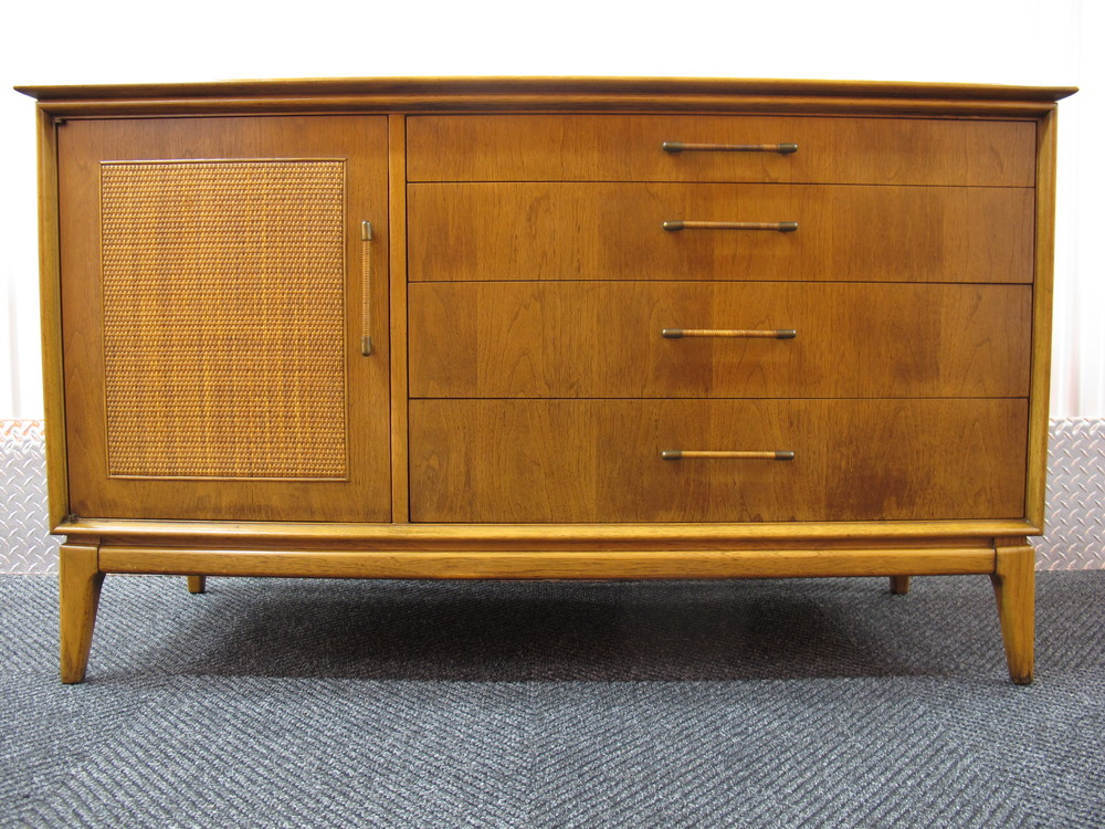 MID CENTURY KANE PANELED SERVER