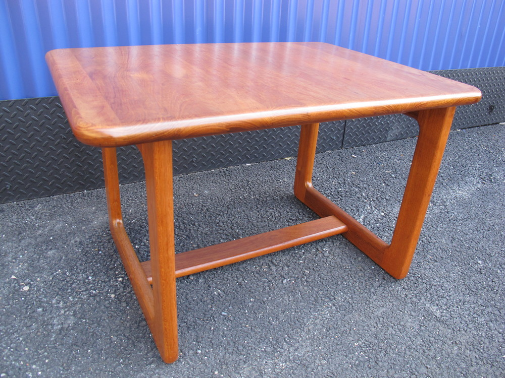 DANISH TEAK SIDE TABLE