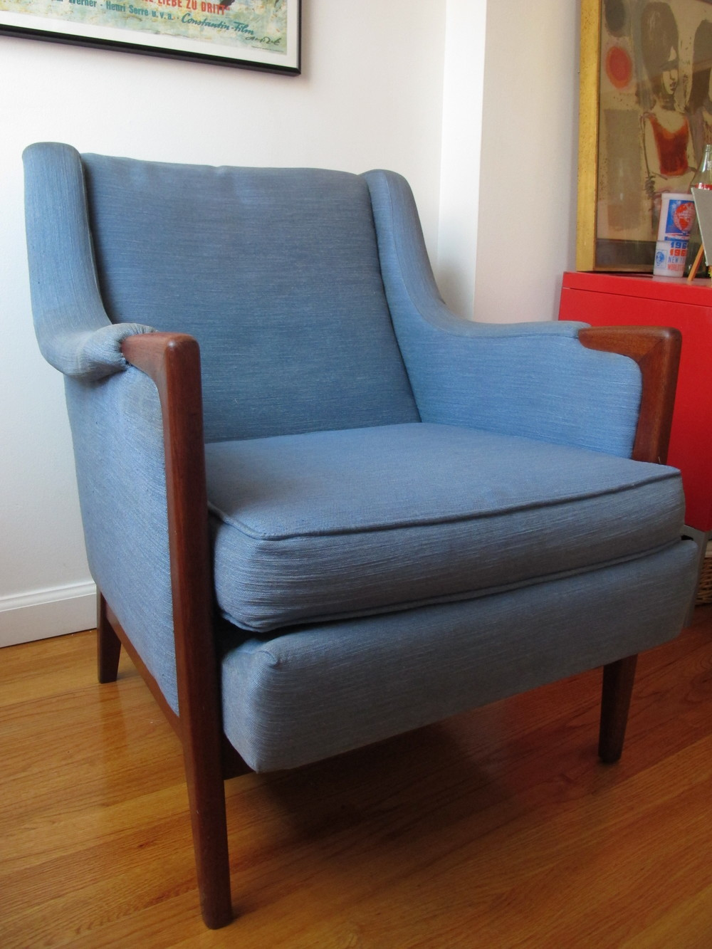 JOC SWEDISH ARMCHAIR