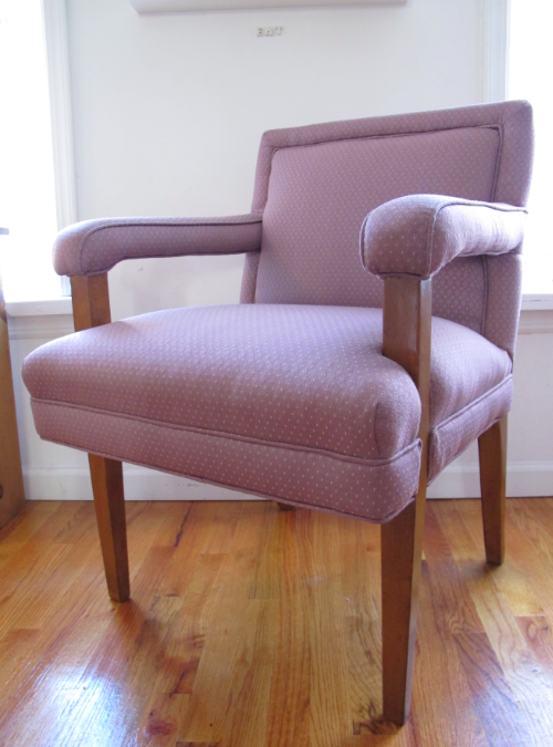 MID CENTURY ARMCHAIR EDWARD WORMLEY BY DUNBAR