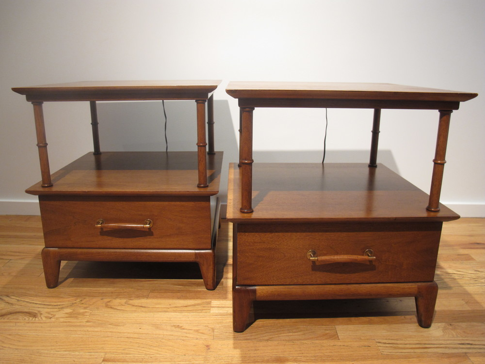 HENREDON NIGHTSTANDS