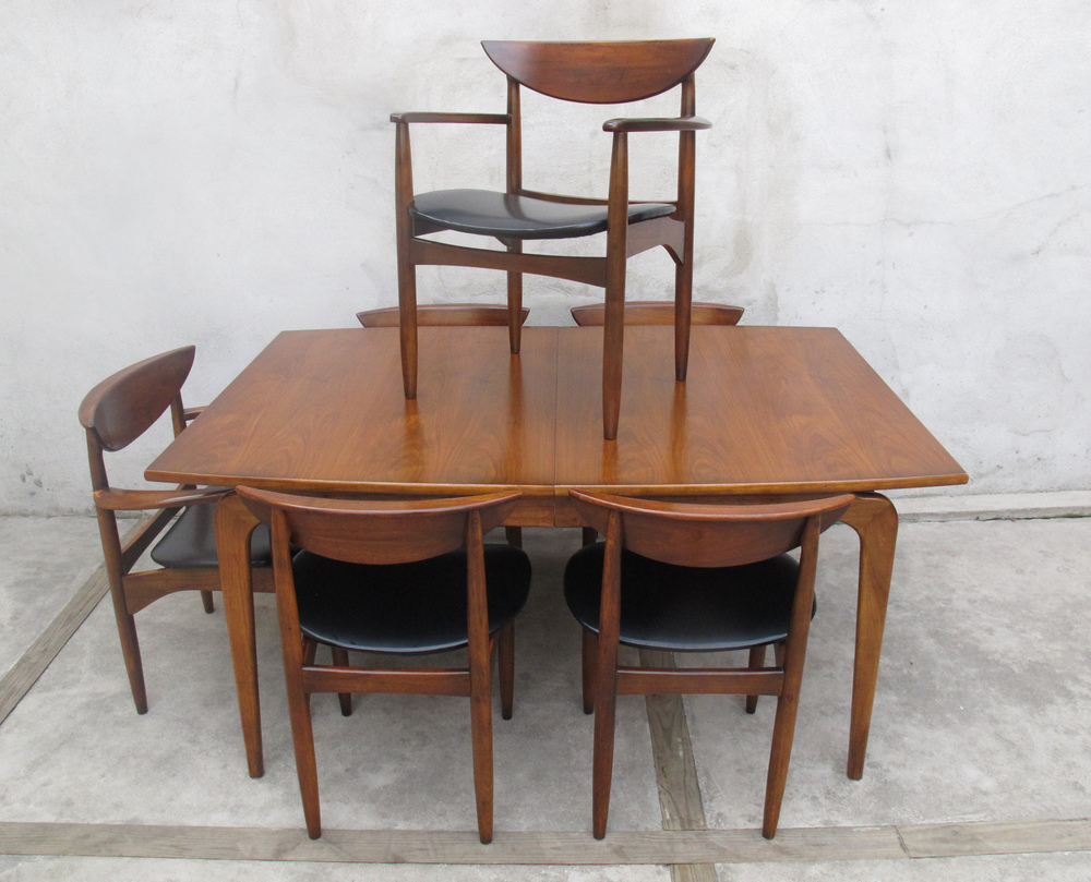 LANE PERCEPTION DINING SET
