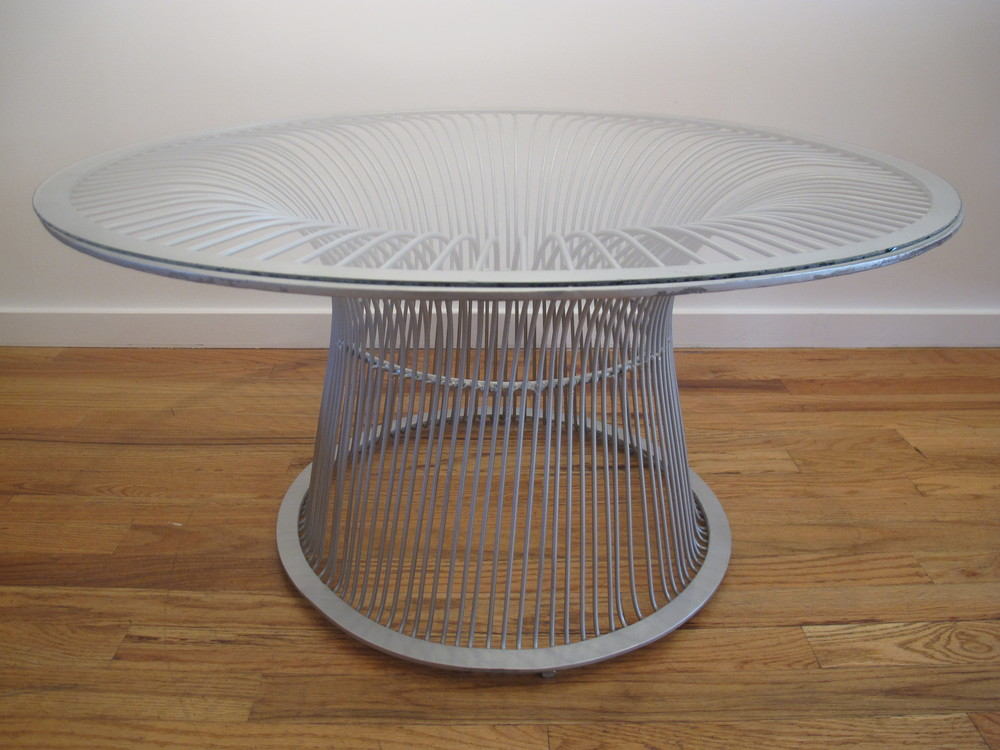 PLATNER STYLE SIDE TABLE