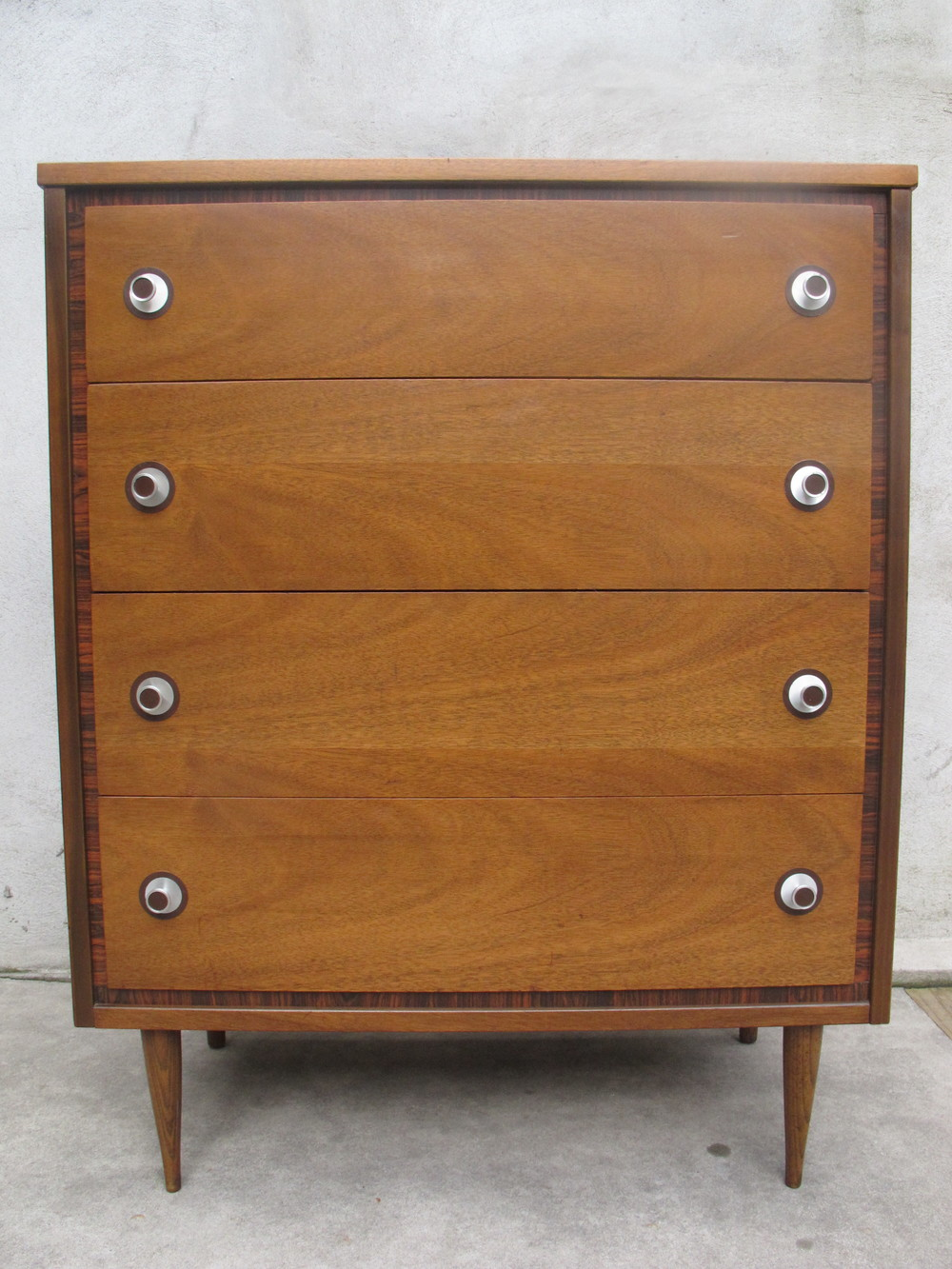 BASSETT YOUNG IDEAS TALL DRESSER