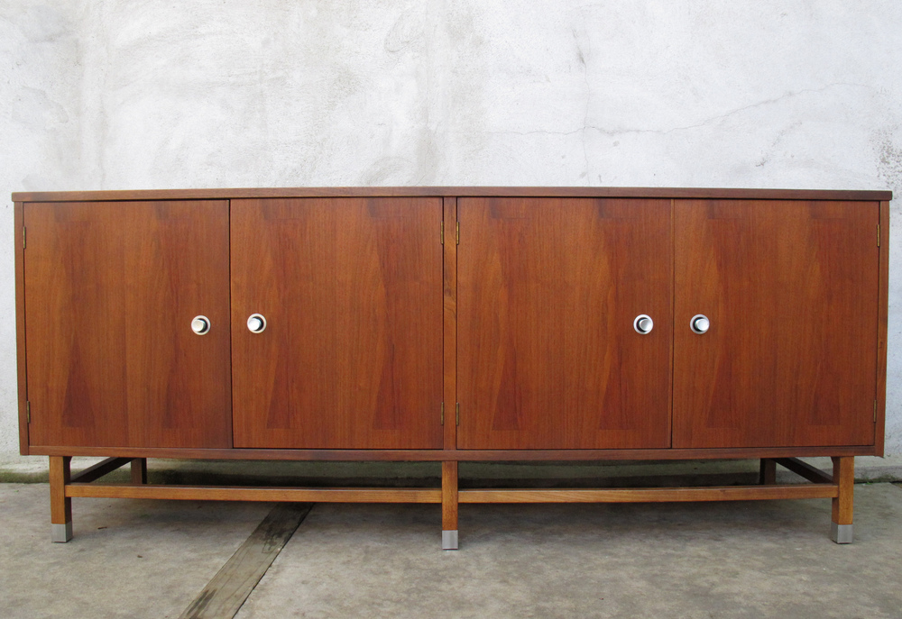 MID CENTURY CREDENZA BY STANLEY