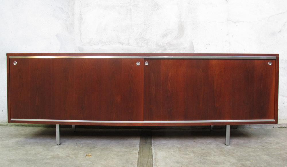 HERMAN MILLER CABINET BY GEORGE NELSON