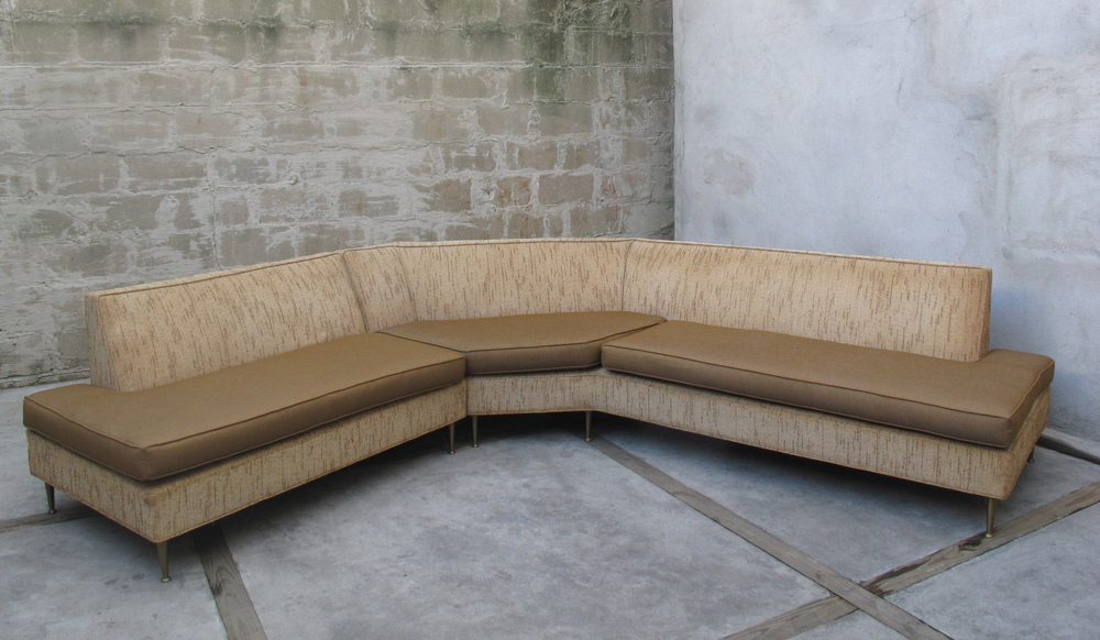 MID CENTURY SECTIONAL SOFA AFTER ROBSJOHN GIBBINGS