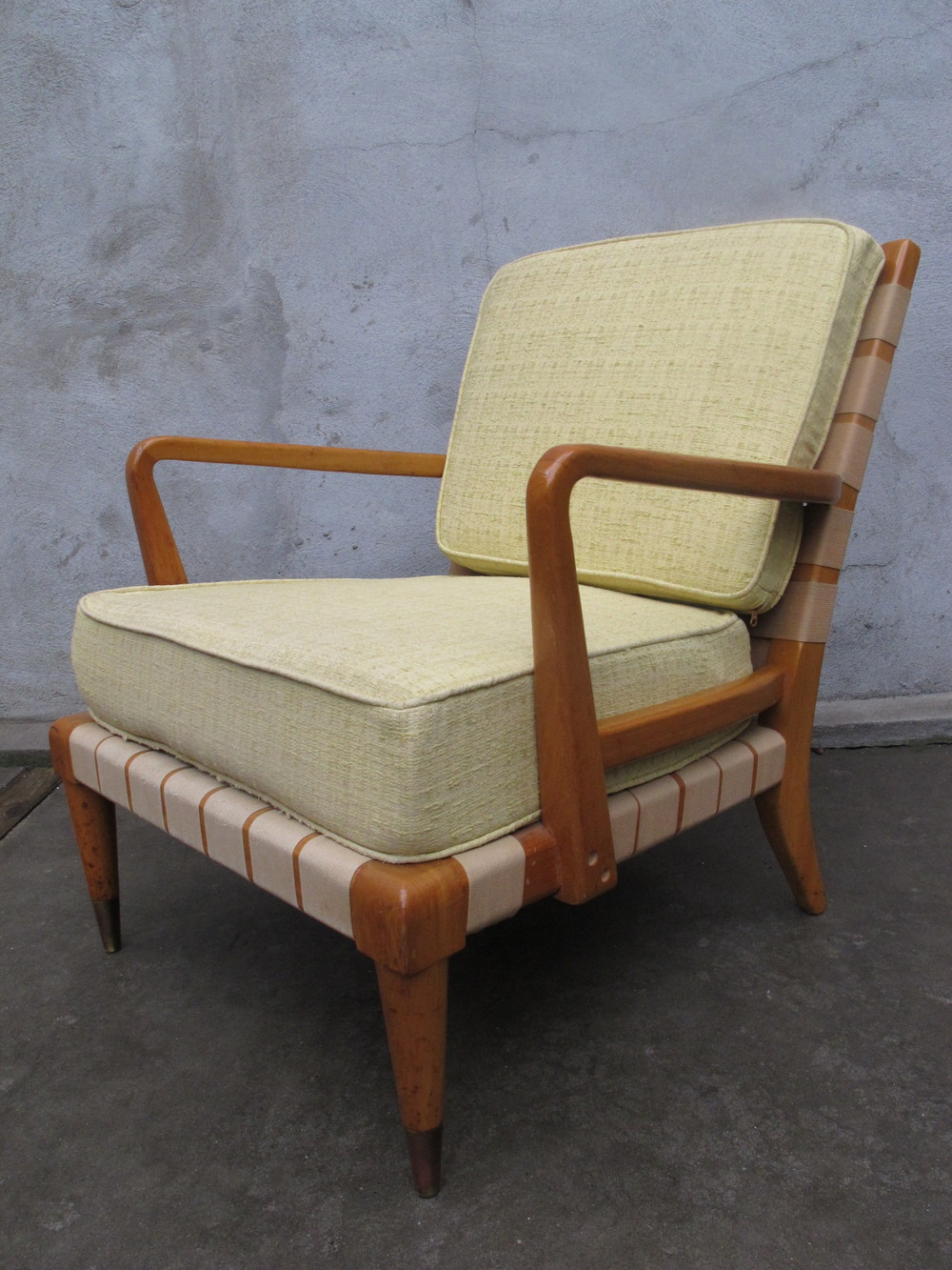 ROBSJOHN GIBBINGS STYLE LOUNGE CHAIR