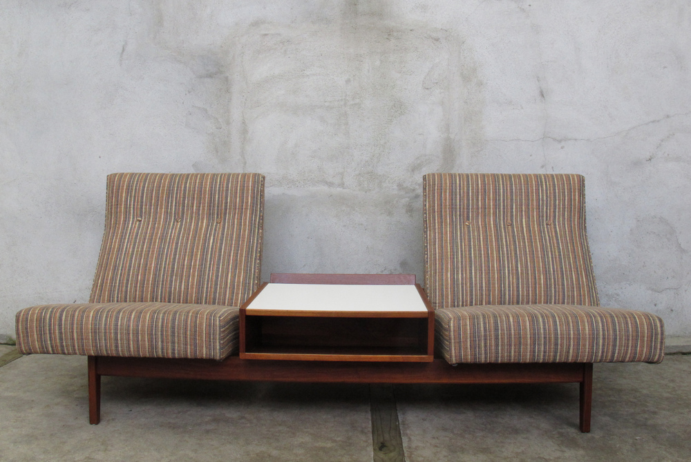 JENS RISOM TANDEM SEATING UNIT