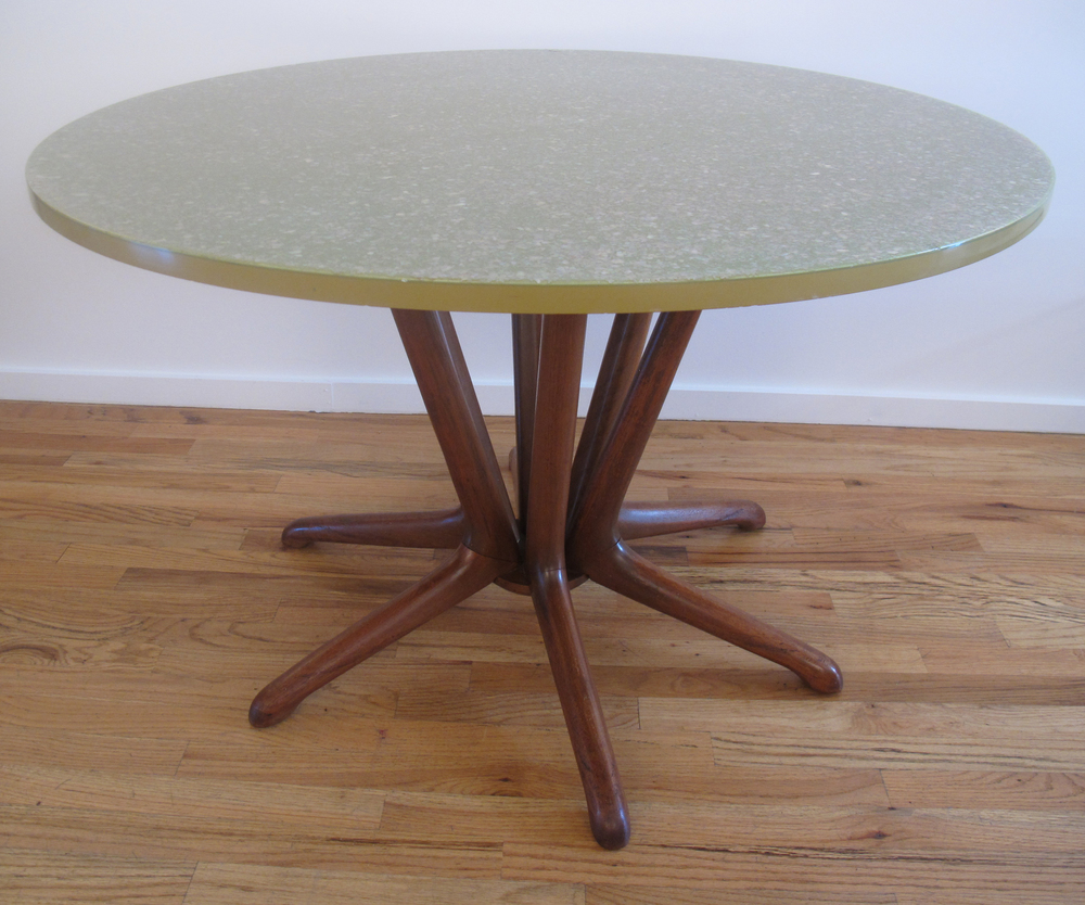 MID CENTURY PEARSALL STYLE TABLE