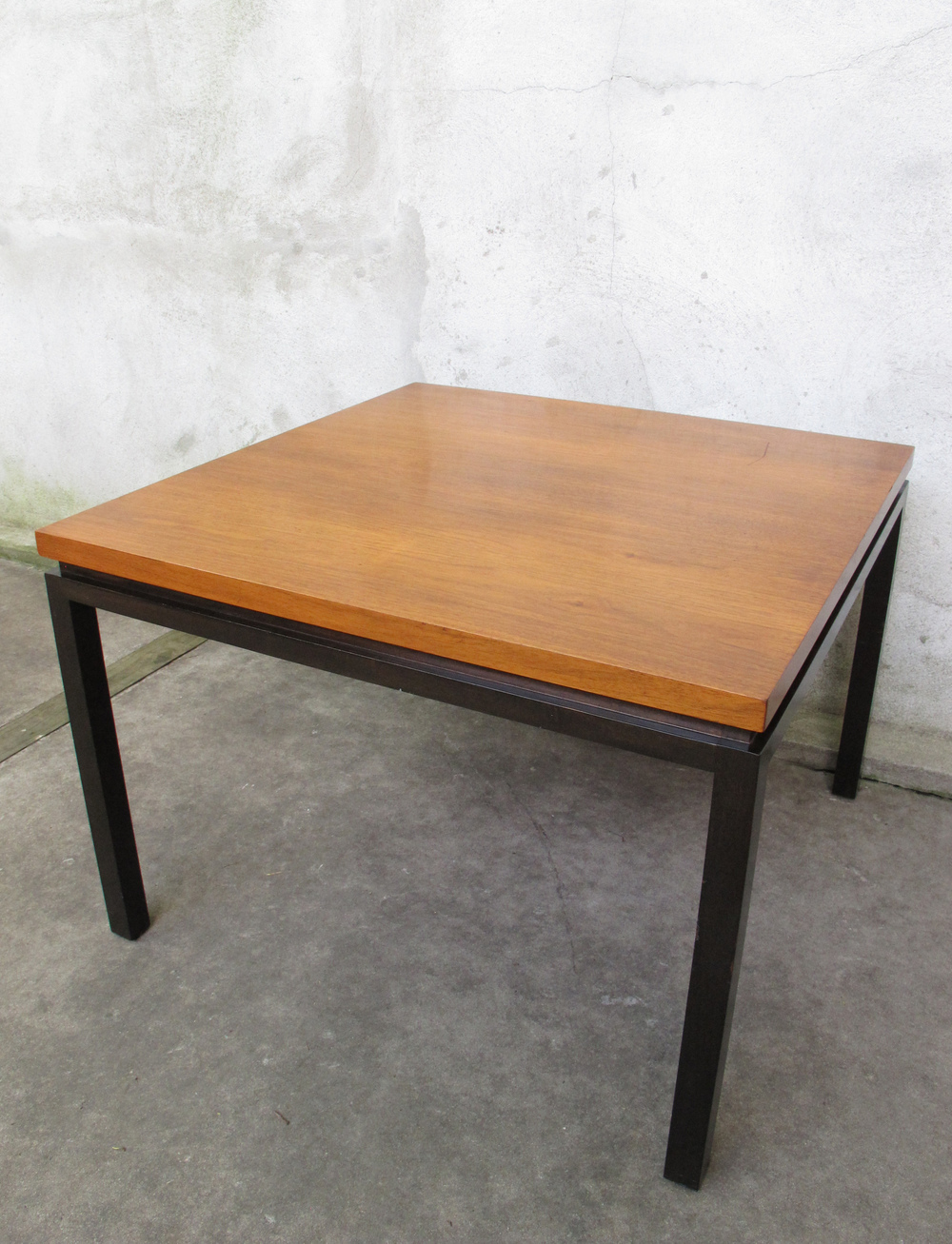 HARVEY PROBBER SQUARE SIDE TABLE