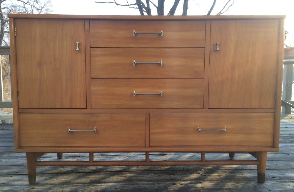 MID CENTURY DREXEL SERVER FROM 'NEW TODAY'S LIVING' LINE