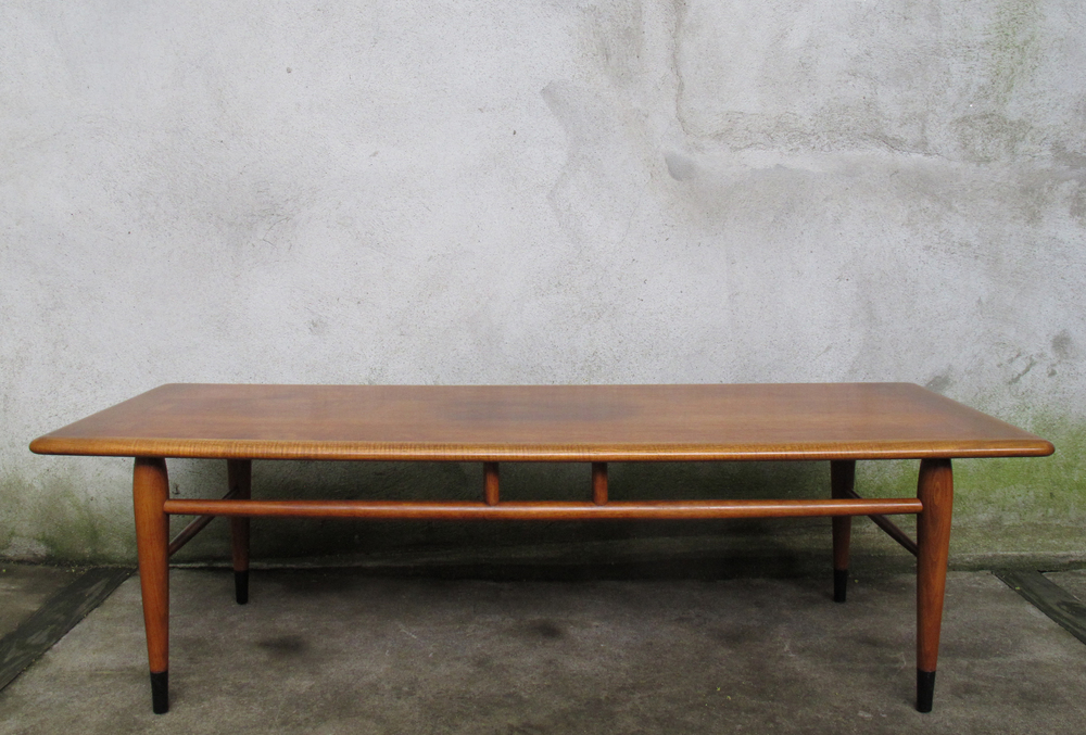 LANE ACCLAIM MID CENTURY DOVETAIL COFFEE TABLE