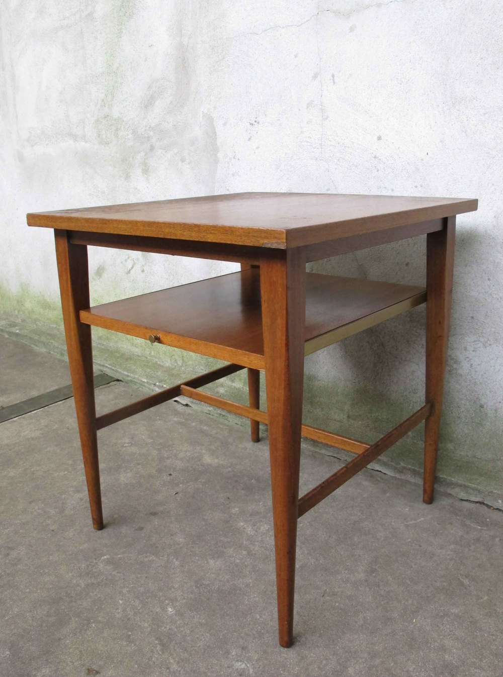 MID CENTURY PAUL MCCOBB SIDE TABLE FOR CALVIN GROUP