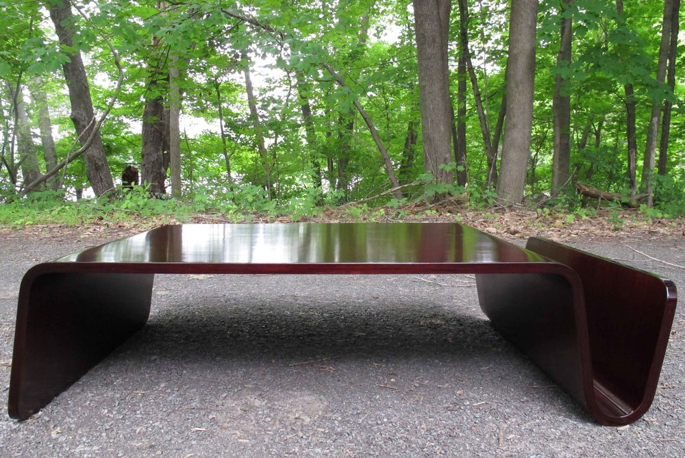 SCANDO MODERN COFFEE TABLE AFTER ERIC PFEIFFER FOR OFFI