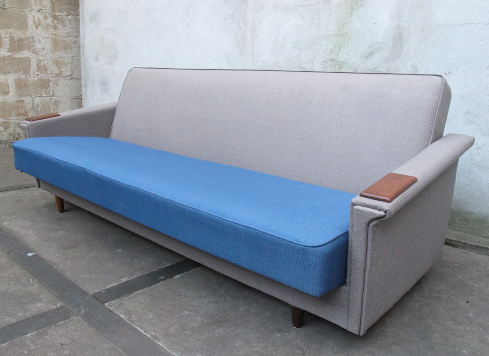 DANISH MODERN DAYBED SOFA BY FRIIS MOBLER