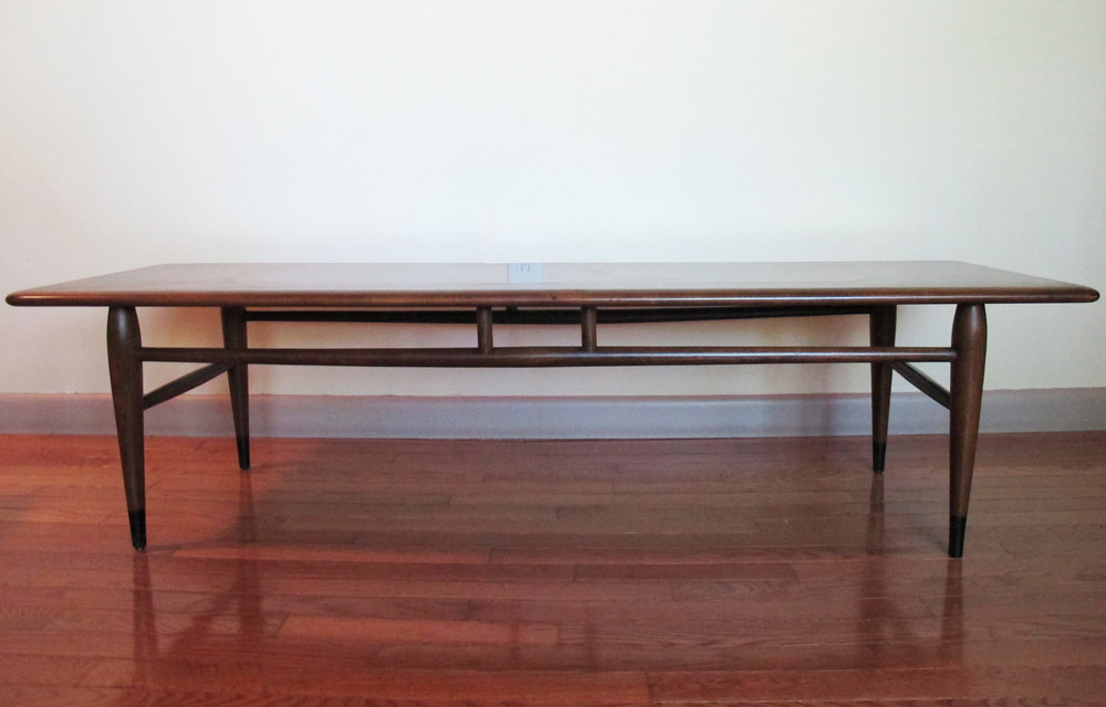 MID CENTURY LANE ACCLAIM COFFEE TABLE