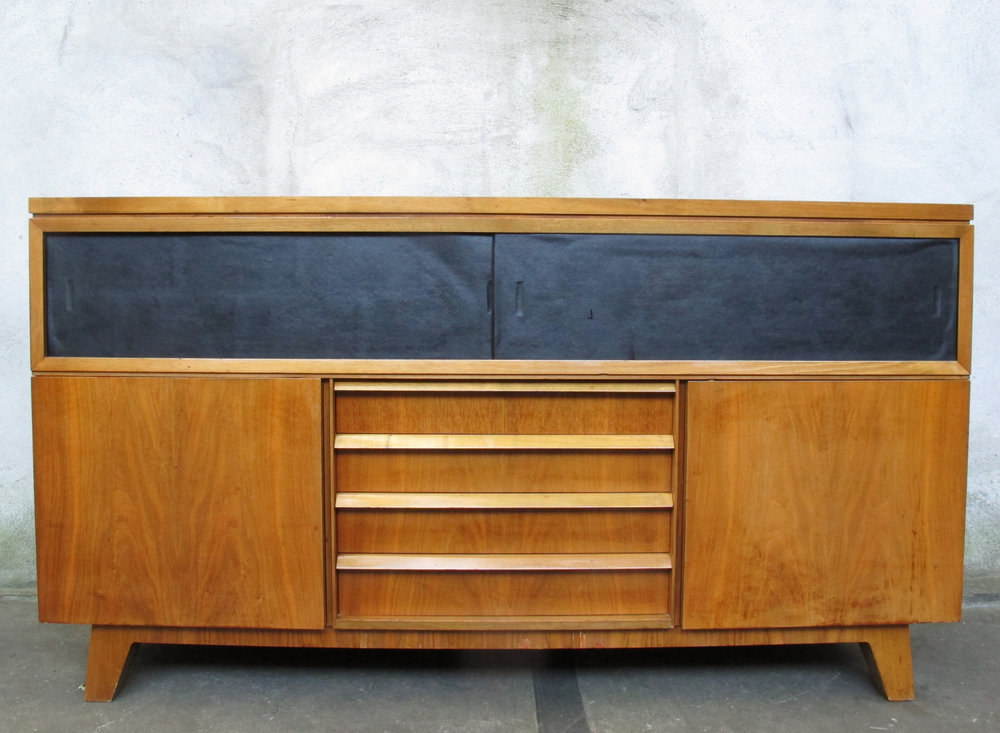 SWEDISH MODERN CREDENZA BY BLOMSTERMALA