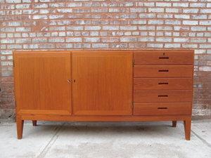Danish Modern Teak Credenza : Sold 2017 u2014 adverts vintage & modern furniture
