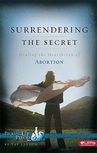 Find the healing you have been searching for in Pat Layton's Surrendering the Secret