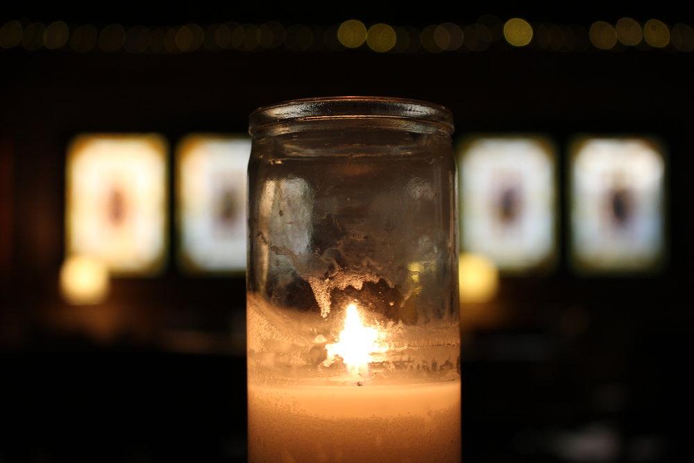 Silent Prayer & Meditation