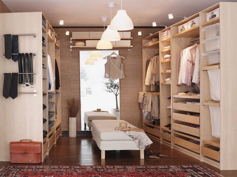 Stunning Closet System IKEA Design