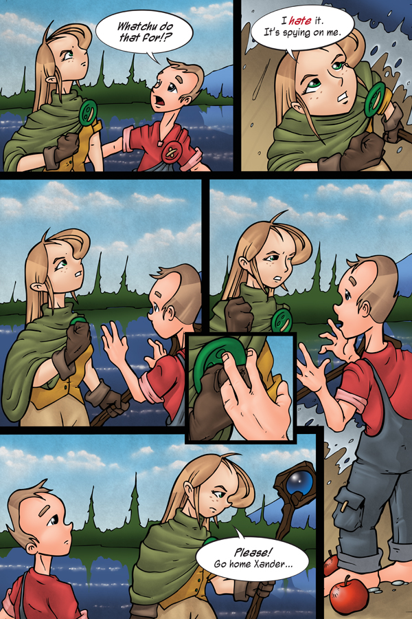 The Eldritch Age - volume 1 - page 14