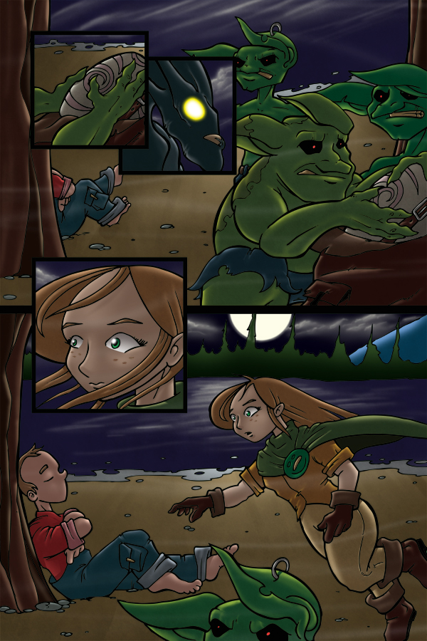 The Eldritch Age - volume 1 - page 16