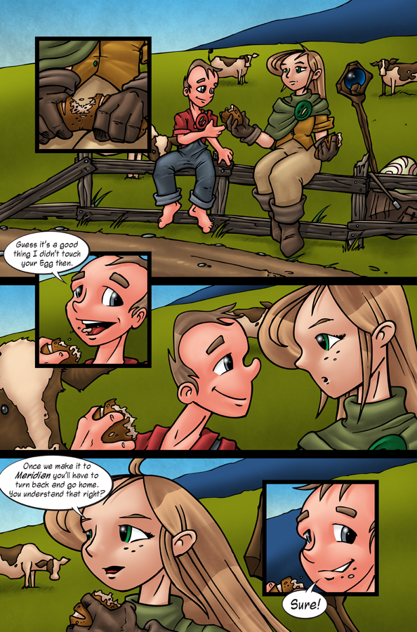 The Eldritch Age - volume 1 - page 20